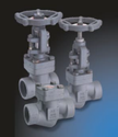 Audco & L&T Forged Steel Globe Valve