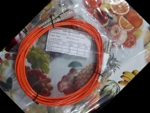 FIBER PACHCORD SC TO LC MM - Fiber Patch Cord SC To LC