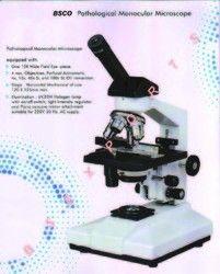 BSSCO Pathological Monocular Microscope, For Laboratory