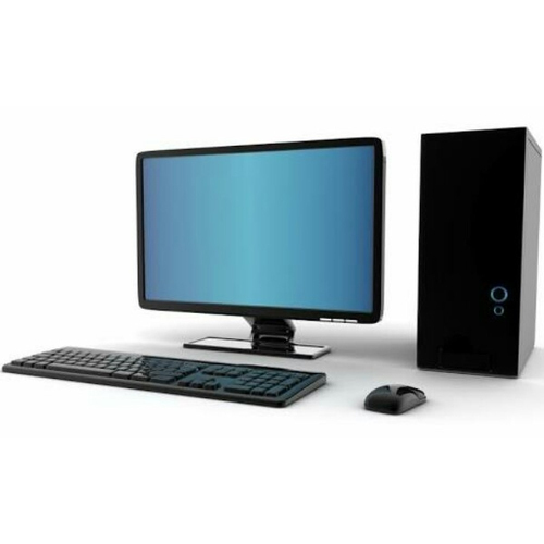 Desktop PC, Screen Size: 23 Inches