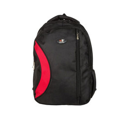 Black 1680 X 1680 Pnp Office Backpack Bag, Size: 16 X 15 X 6 Inch ( H X L X W )