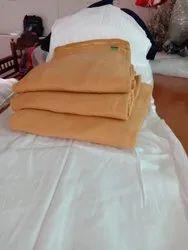 Plain Iswarya bedding Double fleece blanket, Size: 90*90