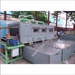 Rail Axle Box Cleaning Plant
