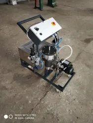 valve body Hydrostatic Pressure mobile hydro testing, Design Evaluation: At Production Level