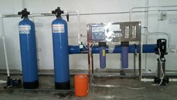 Mineral Water Plant 2000 LPH