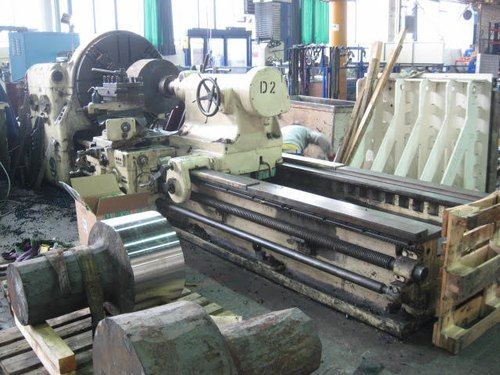 Skoda SR 1250mm Heavy Duty Lathe Machines