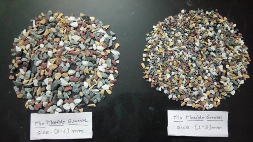 Miracle Marble Chips For Flooring