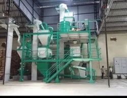 High Performance Cattle Feed Plant