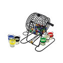 Bingo Shot Glass Drinking Game Set