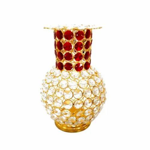 Beautiful Crystal Flower Vase