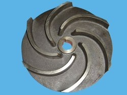 Plate Impeller Castings