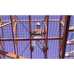 Construction Site Safety Net