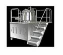 Riddhi Gmp Model Rapid Mixer Granulator, Model: Rdrmg, Capacity: 50 To 1000 Litres