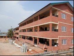 Building Construction For School