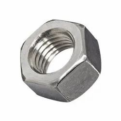 SS Hexagonal Stainless Steel Hex Nut, Packaging Type: Box, Thickness: 4-8 Mm