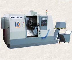 KSL 200 Slant Bed Turning Center