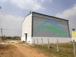 Color Coated Metal Roofing Warehouse Roofing Contractors for Commercial