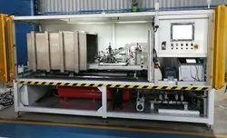 Helium Leak Testing Machine - Refrigerant Components