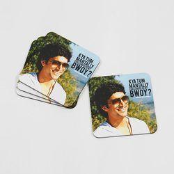 MDF Promotional Tea Coaster