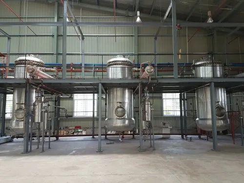 Essential Oil Extraction Plants - Steam Distilleries