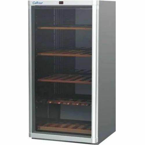 Celfrost 5 Shelves Wine Cooler