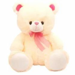 Pink, Cream Teddy Bear Soft Toy