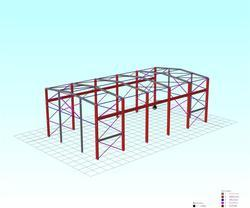 Shallow And Deep Offline Structural Designing Services, 2-3 Floor