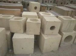 High Alumina Burner Blocks
