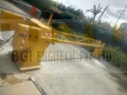 Crash Rated Dual Arm Cable Barrier