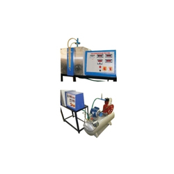 Two Stage Reciprocating Air Compressor Test Rig - Fadak