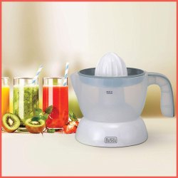 Black   Decker Citrus Juicer 0.5 L
