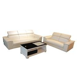 White Modern Sofa Set