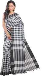 Cotton Tant Designer Saree