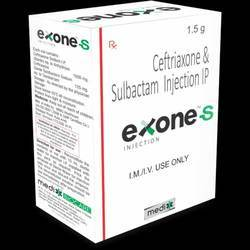 Ceftriaxone And Sulbactam Injection IP