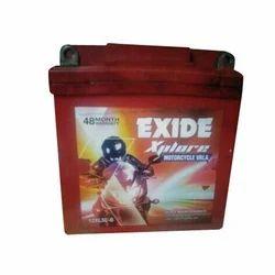 Exide Bike Battery, Warranty: 48 month
