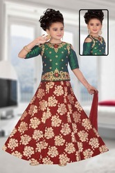 Party Kids Lehenga Choli