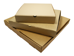 Paper Pizza Boxes