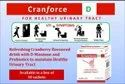 Urinary Tract Infection UTI : Cranforce D Health Supplement