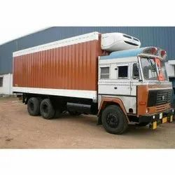 Isolates Truck Container