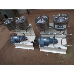 Triple R Oil Filtration Machine