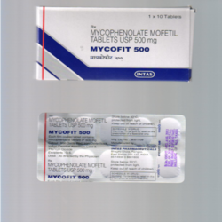 Mycofit 500mg Tablets