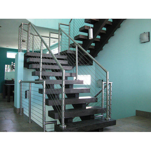 Residential Staircase Railing