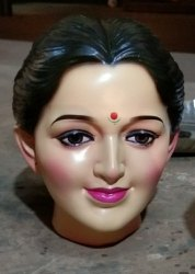 Mahalaxmi Gauri Fibre Face