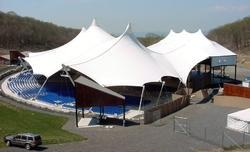Tensile Fabric Canopies