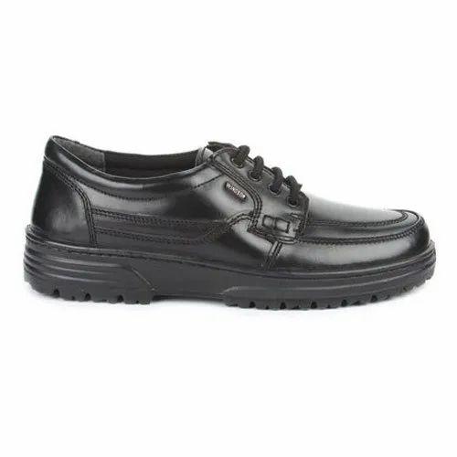 Mens Black Liberty Formal Shoes, Size