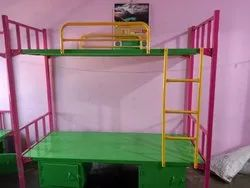 Multi Colour Bunker Bed With Powder Coating