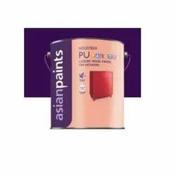 Brown High Asian Paint Pu Palette Interior Paint, Packaging Size: 1 Kg