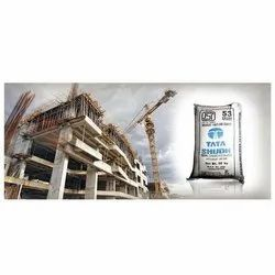 Tata Shudh Cement, Packaging Type: Paper Sack Bag