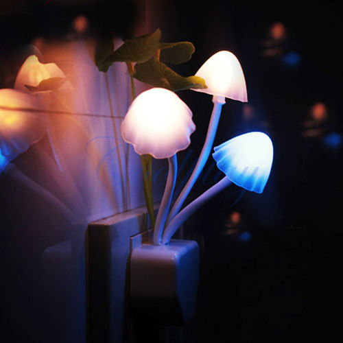 Led Mushroom Light, Wattage: 5 W, Rs 90 /piece Tee Media | ID: 19685883188
