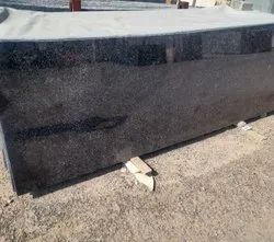Polished Finish R Black Marble, Slab, Thickness: 15-20 mm